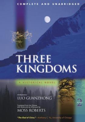 Three Kingdoms, A Historical Novel -