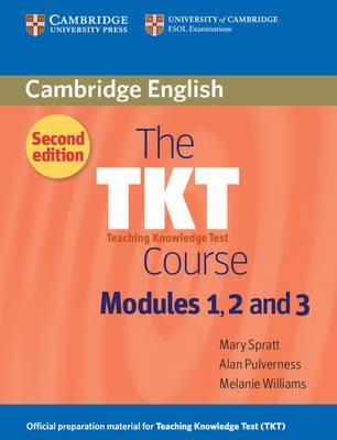 The TKT Course Modules 1, 2 and 3 - pr_31064