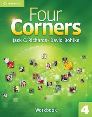 Four Corners Level 4 Workbook -
