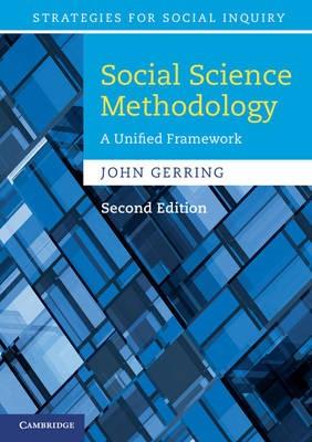 Social Science Methodology - pr_32692