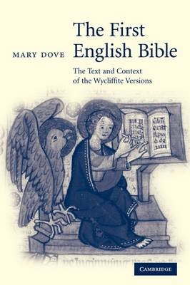 The First English Bible - pr_378472