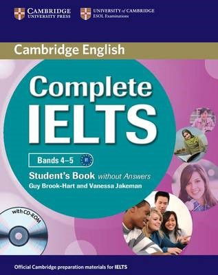 Complete IELTS Bands 4-5 Student's Book without Answers with CD-ROM - pr_17320