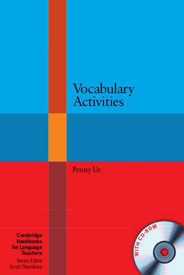 Vocabulary Activities with CD-ROM - pr_209625