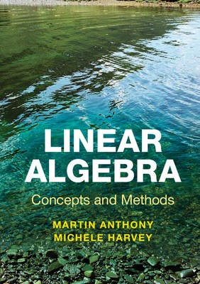 Linear Algebra: Concepts and Methods - pr_289238