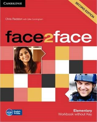 face2face Elementary Workbook without Key - pr_17460