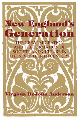 New England's Generation - pr_431994