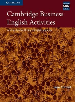 Cambridge Business English Activities -
