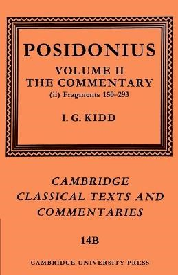 Posidonius: Fragments: Volume 2, Commentary, Part 2 - pr_386429