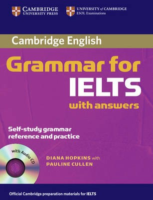 Cambridge Grammar for IELTS Student's Book with Answers and Audio CD - pr_210501