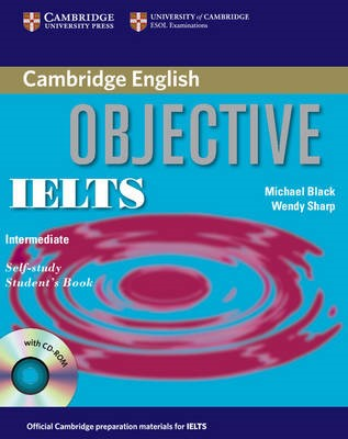 Objective IELTS Intermediate Self Study Student's Book with CD-ROM - pr_209620