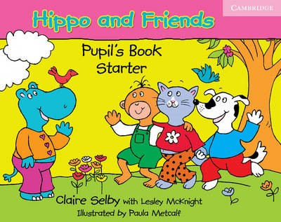 Hippo and Friends Starter Pupil's Book - pr_292336