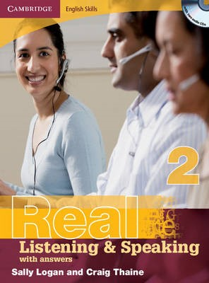 Cambridge English Skills Real Listening and Speaking 2 with Answers and Audio CD - pr_43912