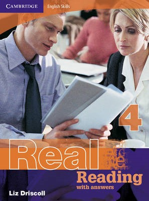 Cambridge English Skills Real Reading 4 with answers -