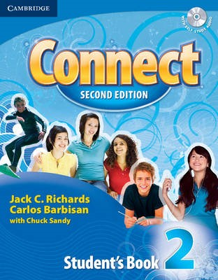 Connect 2 Student's Book with Self-study Audio CD -