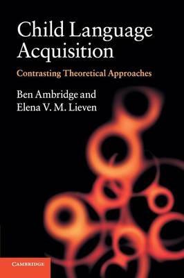 Child Language Acquisition -