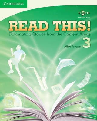Read This! Level 3 Student's Book - pr_29124