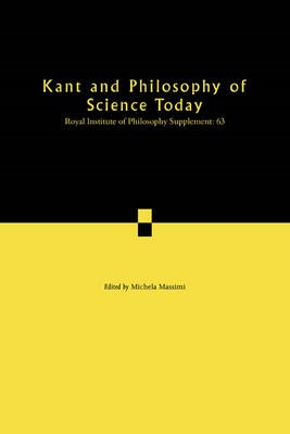 Kant and Philosophy of Science Today - pr_386379