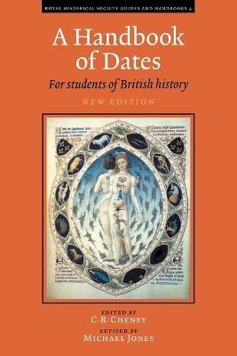 A Handbook of Dates - pr_386390