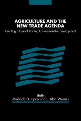 Agriculture and the New Trade Agenda - pr_25984