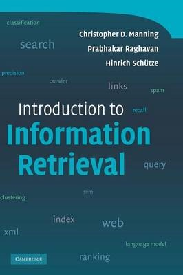 Introduction to Information Retrieval -