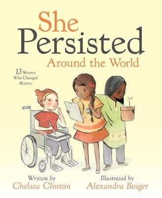 She Persisted Around the World -