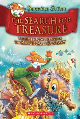 Geronimo Stilton and the Kingdom of Fantasy: Search for Treasure (#6) - pr_111426