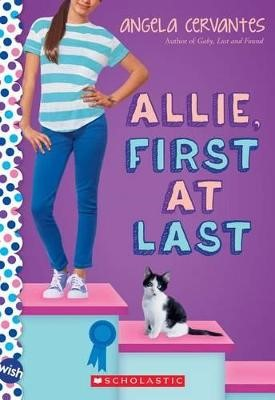 Allie, First at Last: A Wish Novel - pr_244536