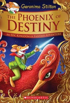 Geronimo Stilton Special Edition #1: Phoenix of Destiny - pr_111387