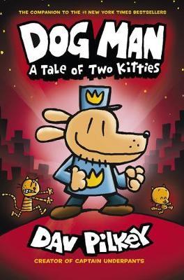 Dog Man 3: A Tale of Two Kitties - pr_111599