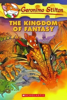 Geronimo Stilton and the Kingdom of Fantasy (#1) - pr_111428