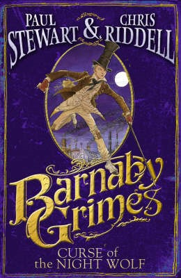 Barnaby Grimes: Curse of the Night Wolf -