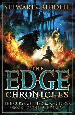 The Edge Chronicles 1: The Curse of the Gloamglozer -