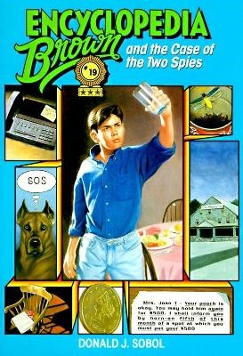 Encyclopedia Brown & The Case Of The Two Spies - pr_61012