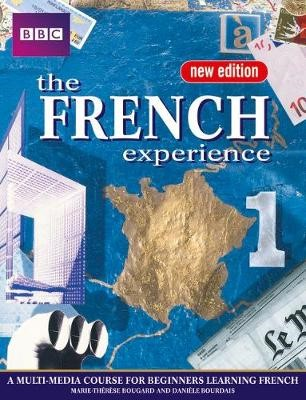 FRENCH EXPERIENCE 1 COURSEBOOK NEW EDITION -