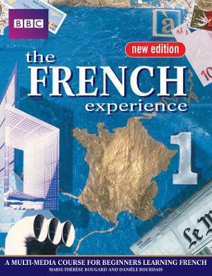 FRENCH EXPERIENCE 1 COURSEBOOK NEW EDITION - pr_88658