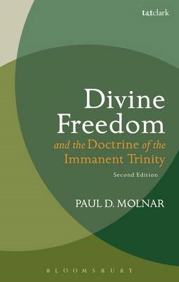 Divine Freedom and the Doctrine of the Immanent Trinity - pr_16524