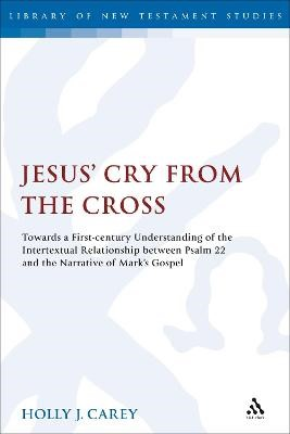 Jesus' Cry From the Cross - pr_130558