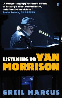 Listening to Van Morrison -