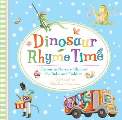 Dinosaur Rhyme Time - pr_349926