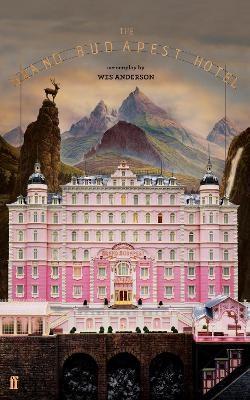 The Grand Budapest Hotel -
