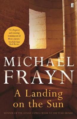 A Landing on the Sun -