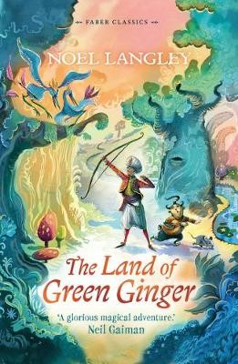 The Land of Green Ginger -