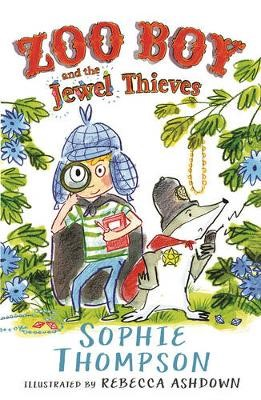 Zoo Boy and the Jewel Thieves -