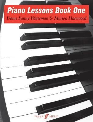 Piano Lessons Book One -