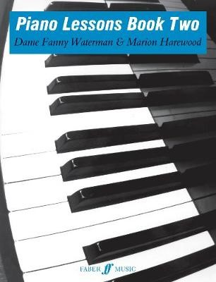 Piano Lessons Book Two -