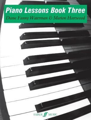 Piano Lessons Book Three -