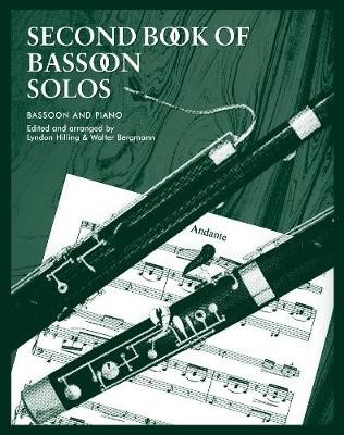 Second Book Of Bassoon Solos -