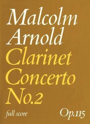 Clarinet Concerto No.2 - pr_305446
