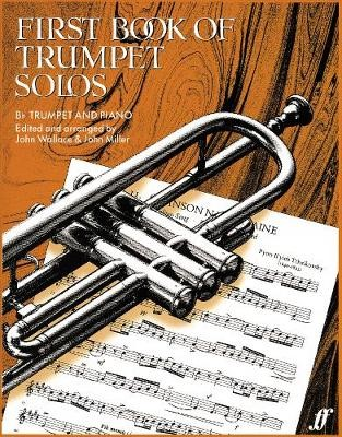 First Book Of Trumpet Solos -