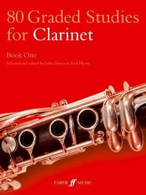 80 Graded Studies for Clarinet Book 1 - pr_305377